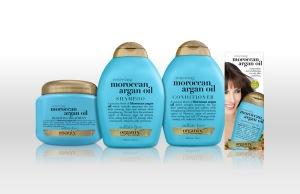 Organix Argan Oil Collection