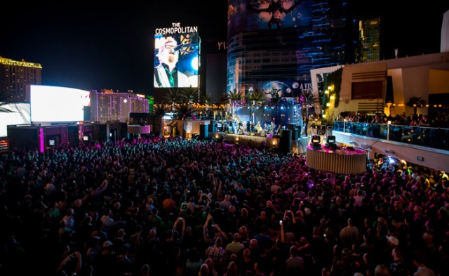 Flogging Molly at The Cosmopolitan of Las Vegas in Las Vegas, NV