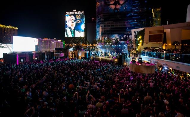 Flogging Molly at The Cosmopolitan of Las Vegas in Las Vegas, NV